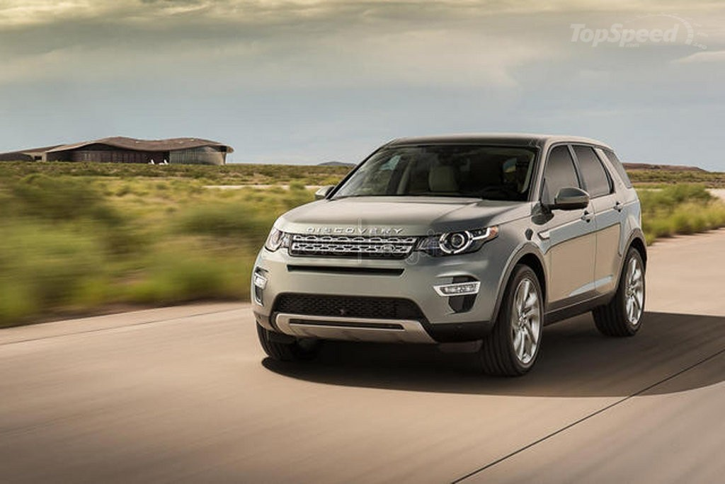 LR Discovery Sport 1