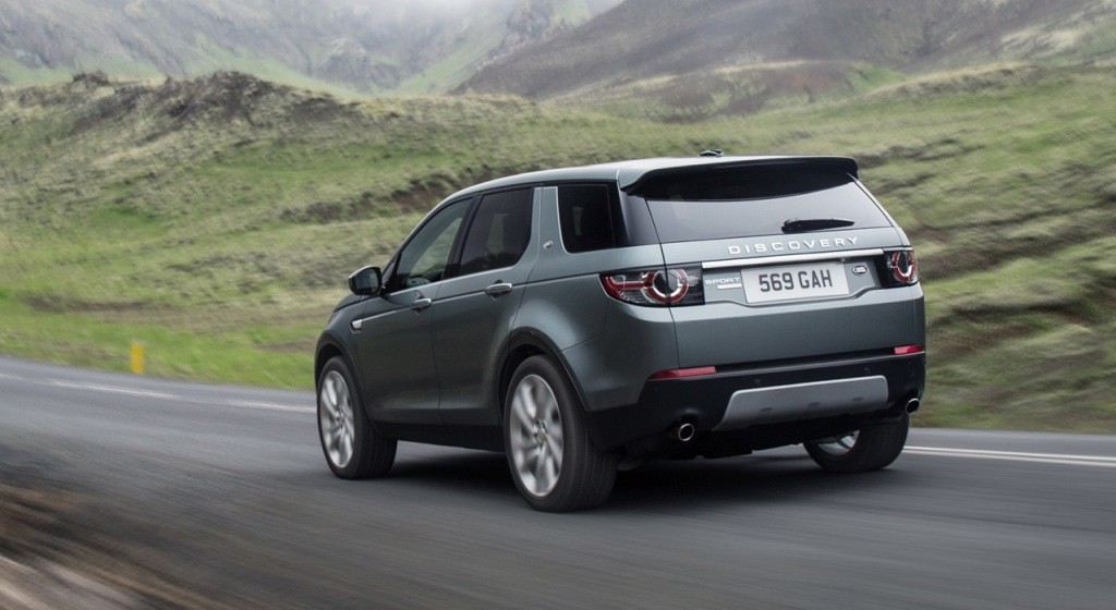 LR Discovery Sport 2