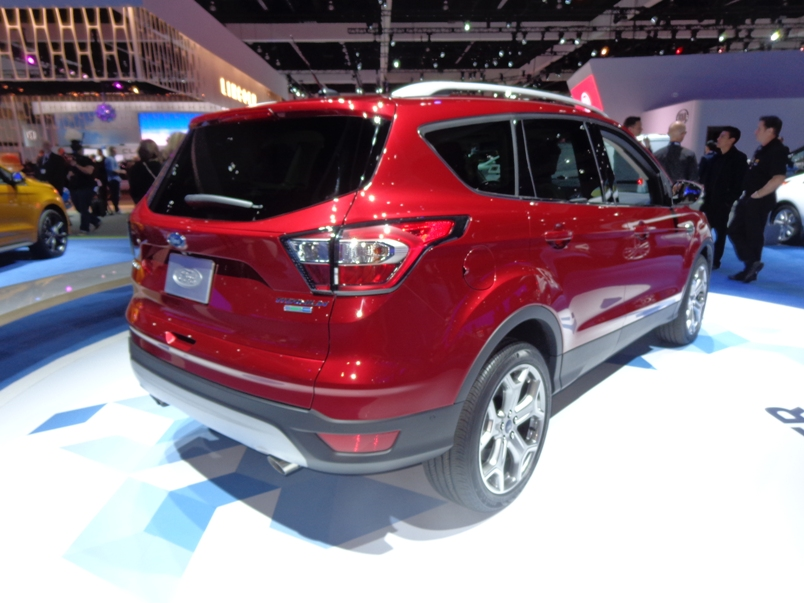 Ford Escape 2017 2
