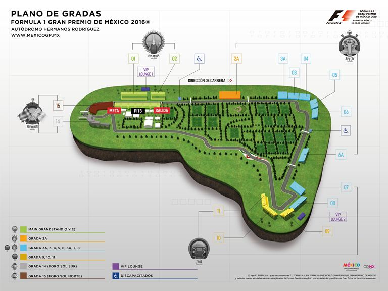 F1 MAPA