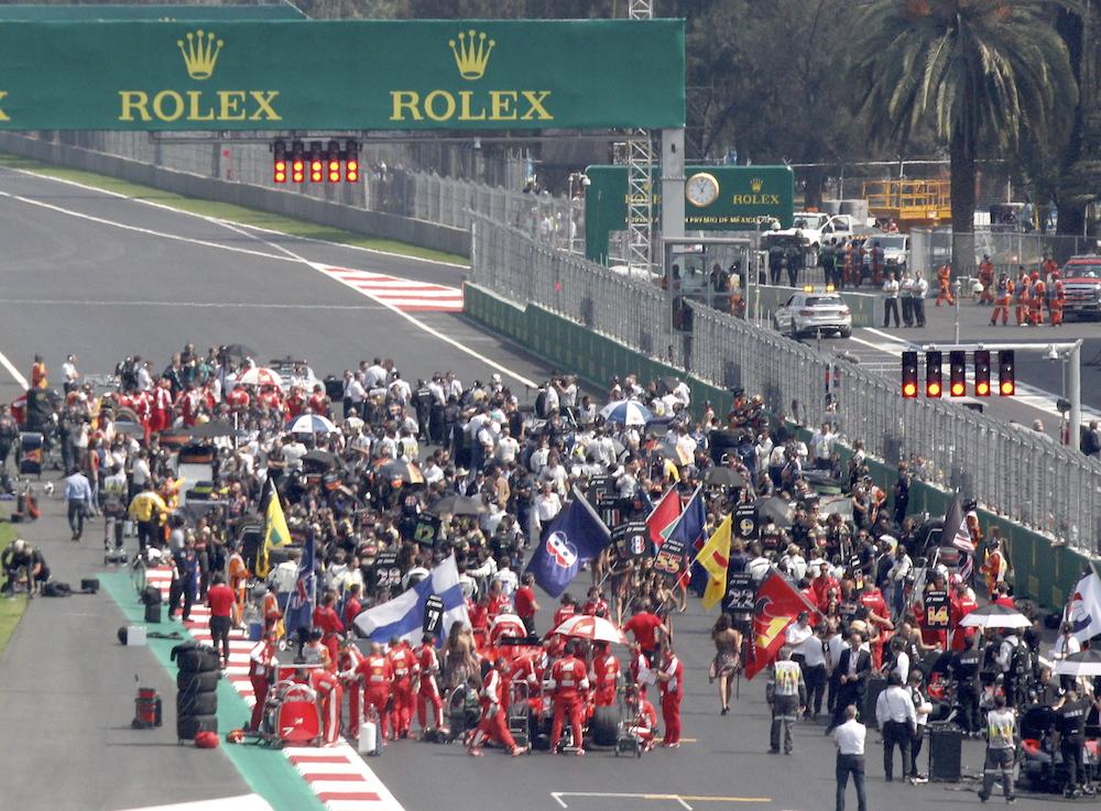F1 GP Mex