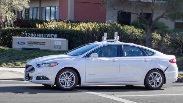 Ford-autonomo