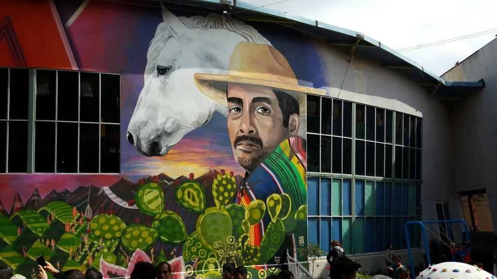 Smart mural