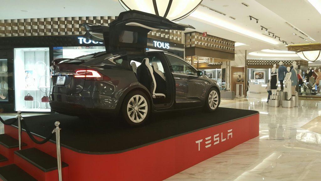 Tesla Placios de los P