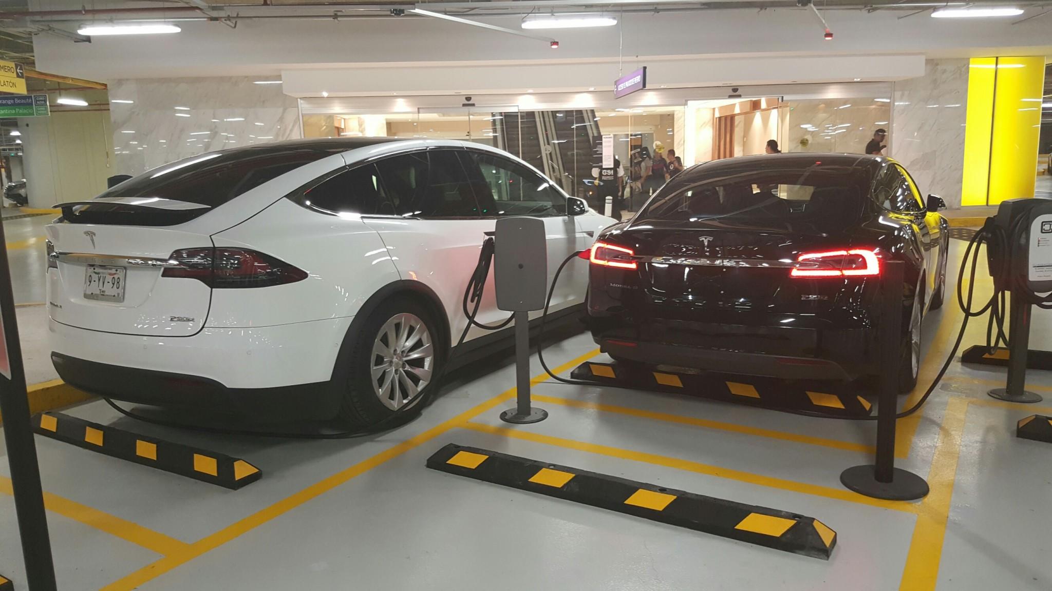 Tesla Avanza En Mexico